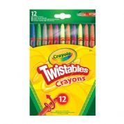 Crayola Twistables Crayons 12 Pack